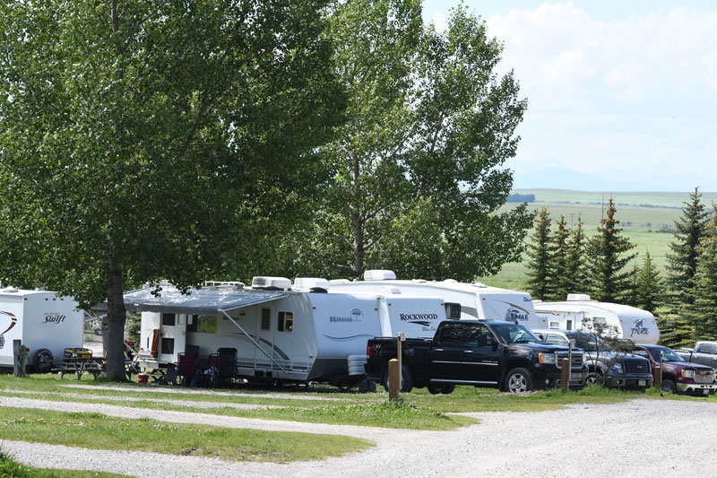 Campground at Calaway Park