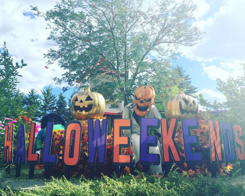 Halloween at Calaway Park