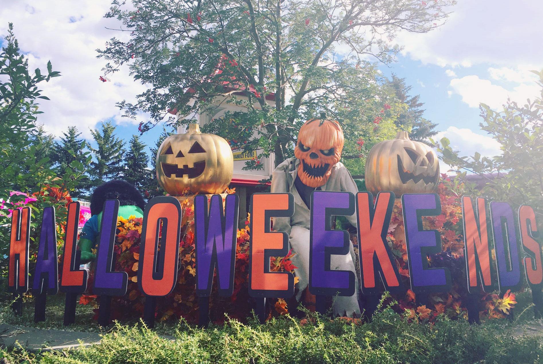 halloweekends at Calaway Park